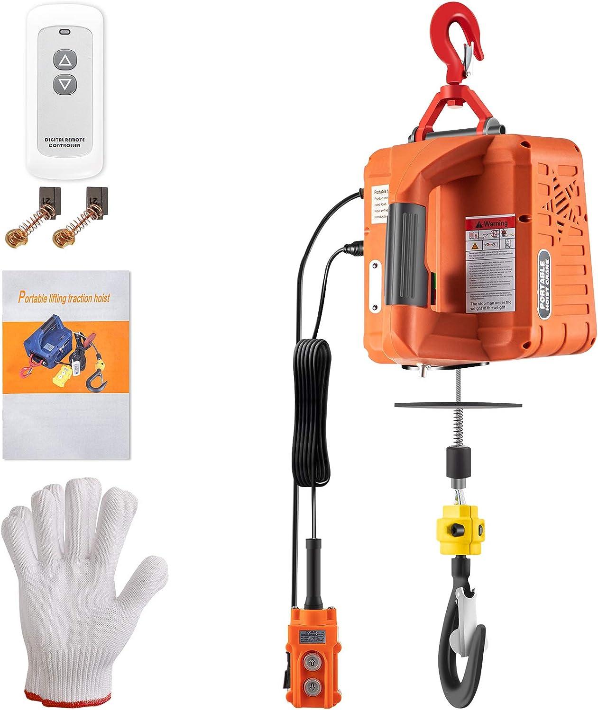 Winch portable power GAS