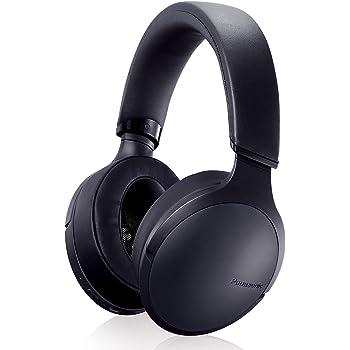 Panasonic RP-HD305B-K - Auriculares de Diadema inalámbricos con