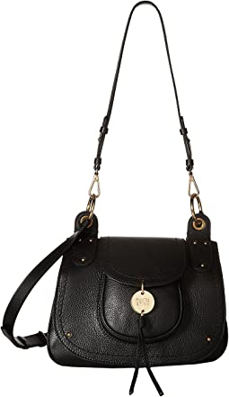 Susie Large Leather Crossbody