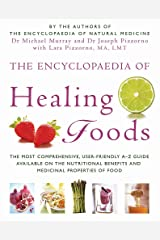 The Encyclopaedia Of Healing Foods Copertina flessibile
