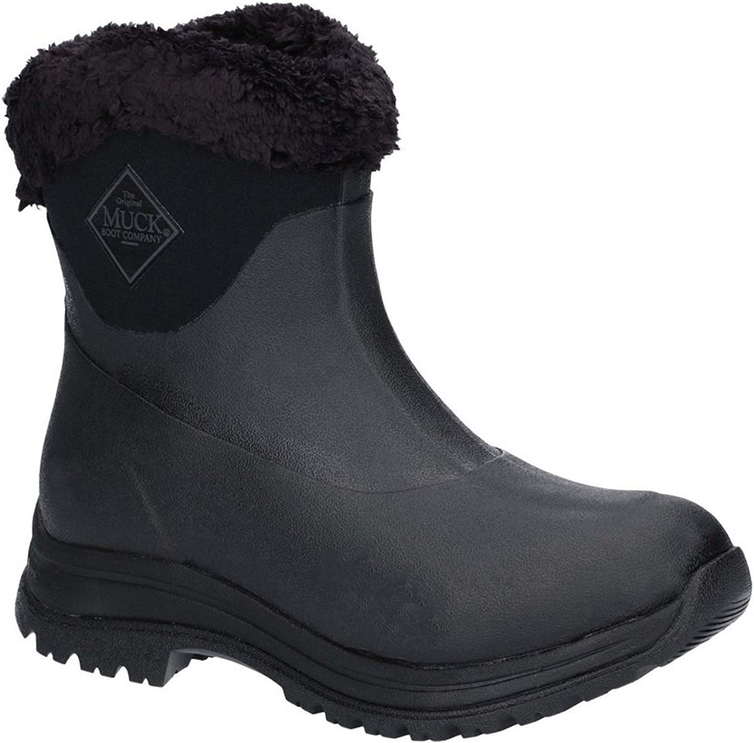 Muck Boots Unisex Arctic Apres Slip On Casual Winter Boots