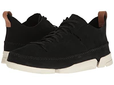 Clarks Trigenic Flex (Black Nubuck) Men