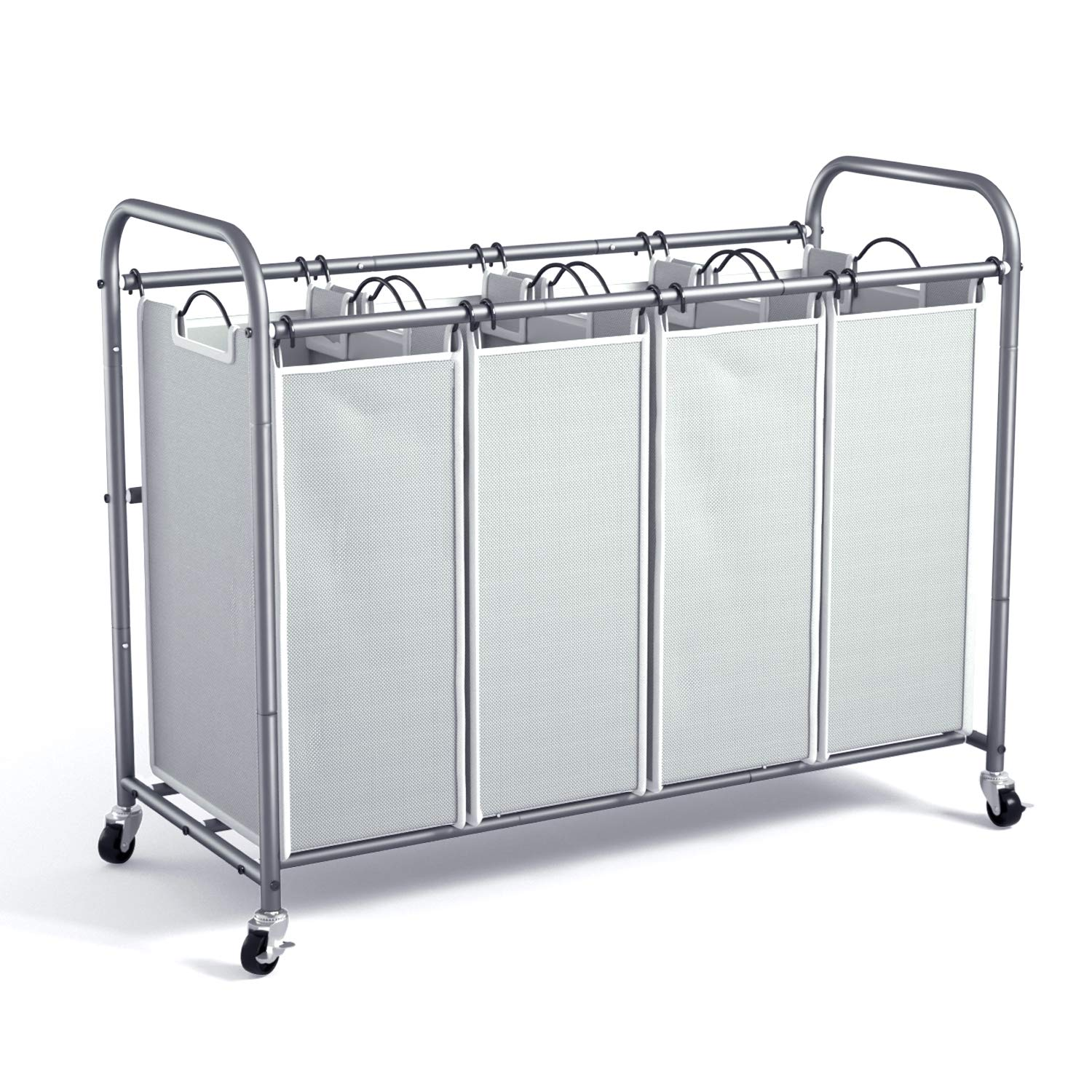 WeHome Laundry Rolling Clothes Storage