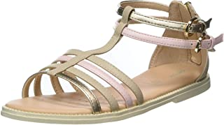 Geox J Sandal Karly Girl, Spartiates Fille