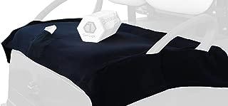 Cart Logic CL 12157 Cozi Cover Golf Cart Seat Blanket, Black