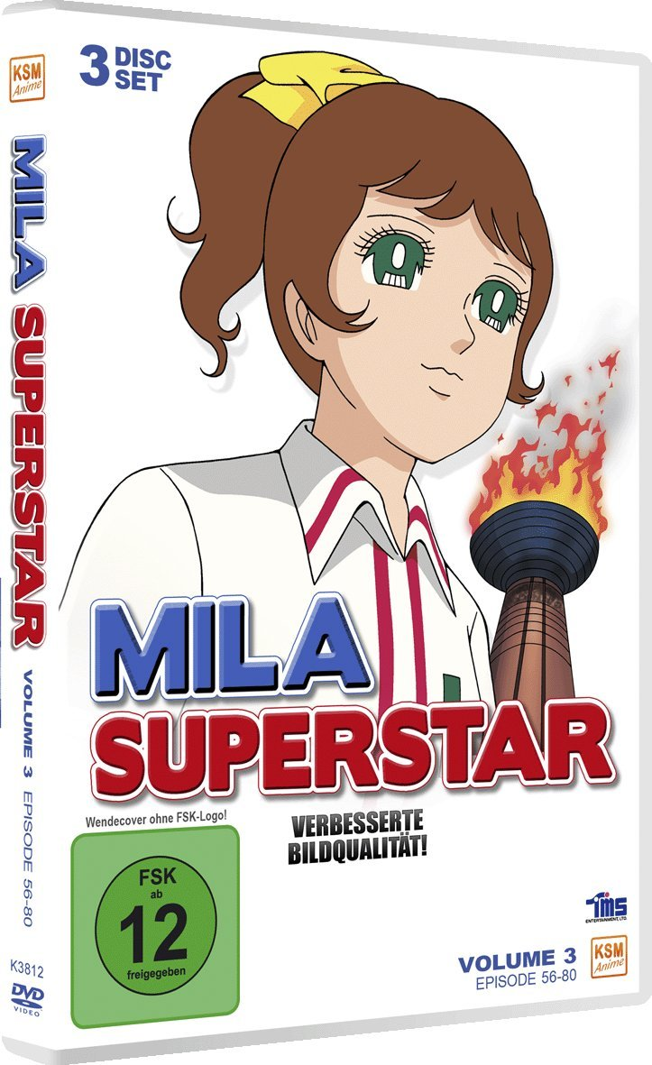 Amazon.com: Mila Superstar - Volume 3: Folge 56-80 : Movies & TV