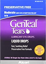 Best genteal tears lubricant eye drops - 36 ct Reviews