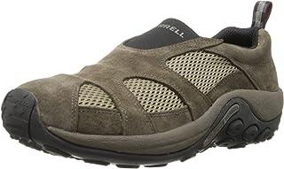 Merrell Men's Jungle Moc Ventilator Slip-On Shoe Leather Loafer Flats