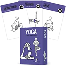 Yoga Cards, Pose Sequence Flow – 70 Yoga Poses, 9 Sequences – Sanskrit &..