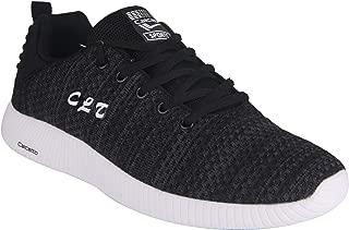 calcetto Paul Series Blackwhite Sport Shoes for Men