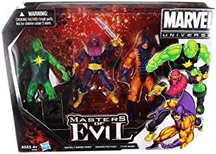 Best masters of evil marvel universe Reviews