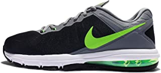 Men's Air Max Full Ride TR, Black/Electric Green-Cool Grey-Voltage Green, 13 M US