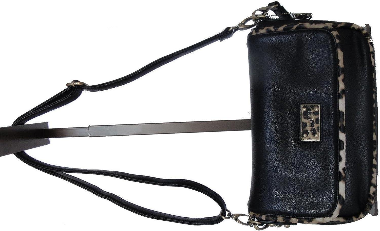 Bulaggi Tasche (2) Leopard lining (schwarz) Handtasche, Umhängetasche Umhängetasche Umhängetasche B00KTUXG3O  Bevorzugte Boutique 7833f0
