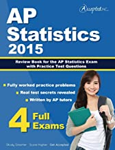 AP Statistics 2015: Review Book for AP Statistics Exam with Practice Test Questions