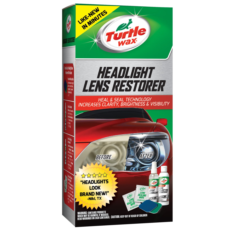Turtle Wax T 240KT Headlight Restorer