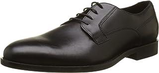 Geox U Hampstead A, Zapatos de Cordones Derby Hombre
