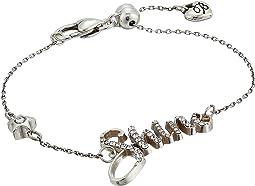 Shine Script Bracelet