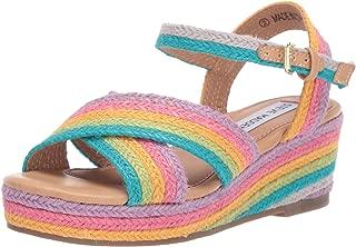 Steve Madden Kids' Jpam Wedge Sandal