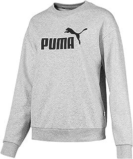 PUMA Women's ESS Logo Crew Sweat TR