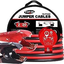 Best 2 gauge jumper cables Reviews