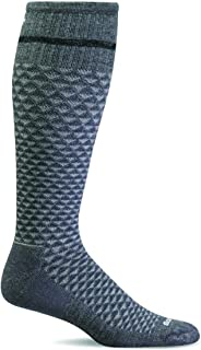 Sockwell Men's Micro Mix Firm Compression Socks