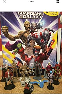 Phidal Marvel Guardians of the Galaxy My Busy Book