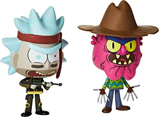Funko VYNL: Rick & Morty - Seal Rick And Scary Terry, Action Figure - 32264