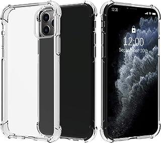 Migeec Funda para iPhone 11 Pro Suave TPU Gel Carcasa Anti-Choques Anti-Arañazos Protección a Bordes y Cámara Premiun Carc...