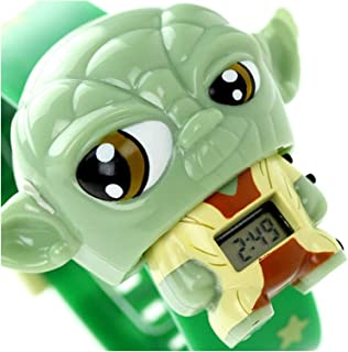 RVTYR Star Wars Yoda LCD Guarda Il Display LCD Digitale Guarda i Bambini Guarda per Bambini Facile da Leggere Conveniente ...