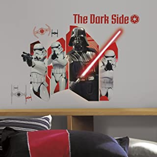 Roommates Star Wars Classic Darth Vader & Storm Troopers Wall Graphic, Multi-Colour, RMK3025TB