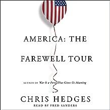 america the farewell tour audiobook