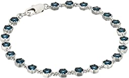 LAUREN Ralph Lauren - Headlines 7.5 in Hexagon Flex Bracelet