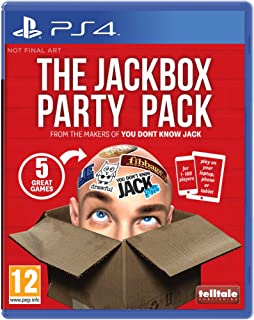 Jackbox Party Pack PS-4 UK
