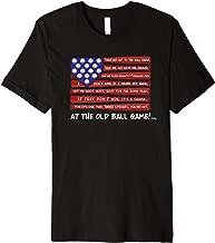 Take Me Out to the Ballgame Tshirt