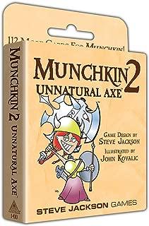 Munchkin 2 - Unnatural Axe