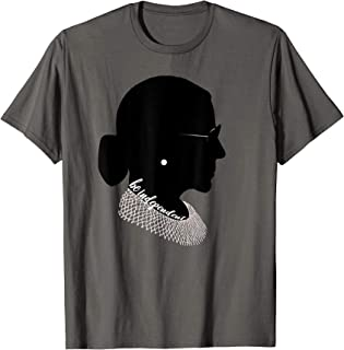 RBG Ruth Bader Ginsburg - Be Independent Feminist T-Shirt