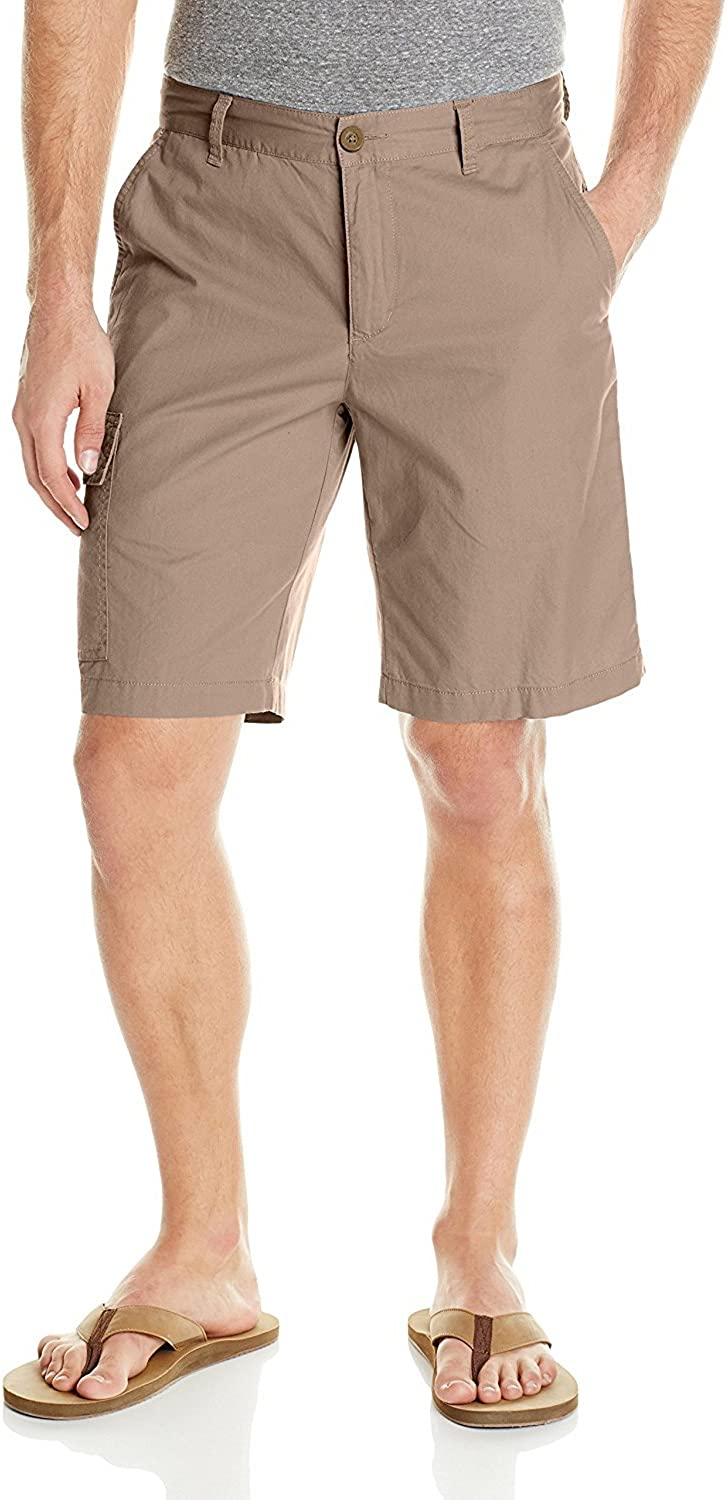 Columbia Men's Red Short Cargo We OFFer at cheap Max 70% OFF prices Bluff
