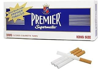 Best premier cigarette tubes Reviews