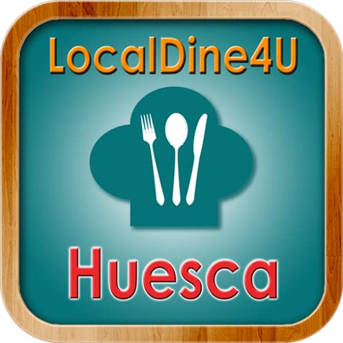 Restaurants in Huesca, Spain!