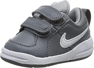 Nike Australia Baby Boys Pico 4 (TDV) Fashion Shoes, Cool Grey/White-Wolf Grey, 4 US