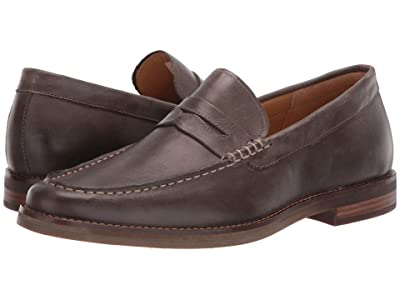 Sperry Gold Cup Exeter Penny Loafer (Grey) Men