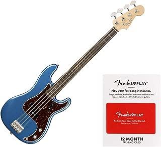 $1844 » Fender American Original '60s Precision Bass Lake Placid Blue