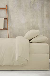 600 Thread Count Cotton SHEET-100% Cotton Egyptian Quality Ultra Soft,with Smart Cooling Technology. 4 Piece Sheet Set,fit...