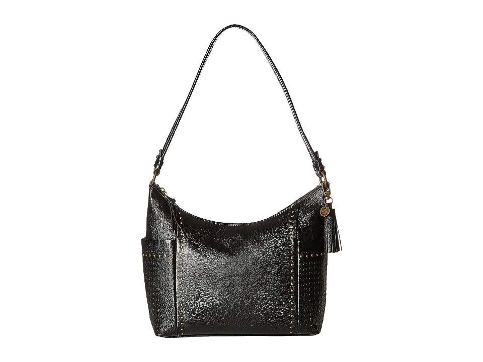 The Sak Keira Hobo by the Sak Collective (Black Onyx Stone) Hobo Handbags