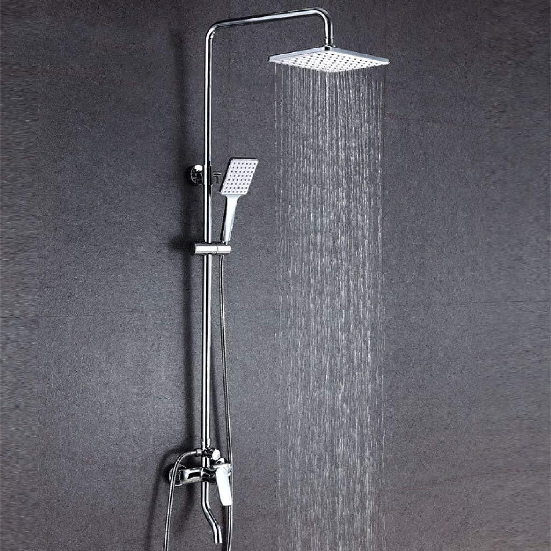 LHW Shower Set chset, einfache Dusche, Handbrause, Lift Wanddusche, Multifunktionsdusche