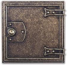 Aluminium box 47371 brievenbus