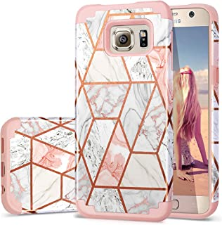 Best marble phone case s6 Reviews