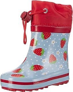 Beck Erdbeere, Bottes & bottines de pluie Fille