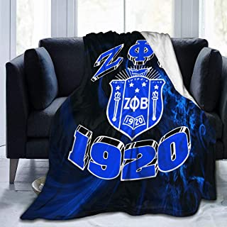 zeta phi beta pillow