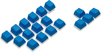 Best blue rubber keycaps Reviews